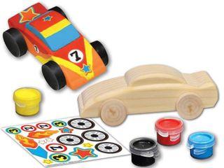 Masterpieces Mini Race Car Blister Card