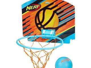 NERF Sports Nerfoop   Black