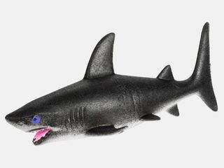 Toysmith Ginormous Shark Playset
