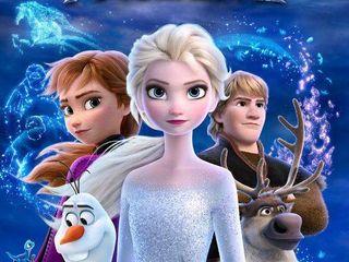 Frozen II  DVD   2019