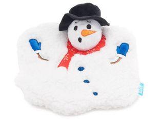 Bark Defrosty The Snowman Dog Toy