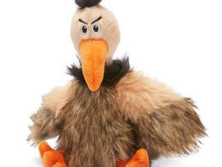 BARK Buzzard Dog Toy   Verne the Vulture