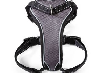 Ultimate Dog Harness   Black   M   Boots   Barkley