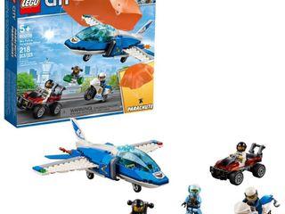 lego Sky Police Parachute Arrest 60208