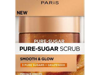 l Oreal Paris Pure Sugar Scrub   Smooth   Glow   1 7oz