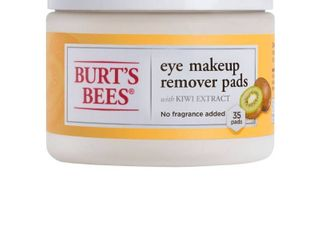 Burt s Bees Eye Makeup Remover Pads  35 Count