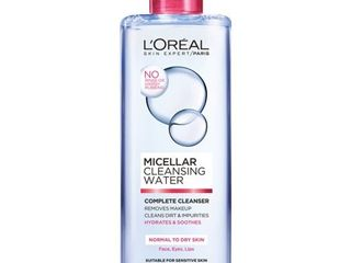 l Oreal Paris Micellar Cleansing Water Complete Cleanser