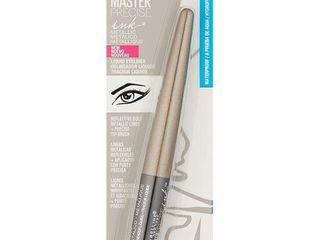 Maybelline Eye Studio Master Precise Ink liner 560 Shade 6   0 037oz  Gold