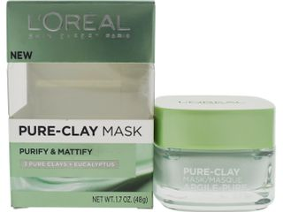 l OrAcal Paris Pure Clay Mask Purify   Mattify 1 7 oz