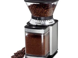 Cuisinart Dbm 8 Supreme Grind Automatic Burr Mill Coffee Grinder