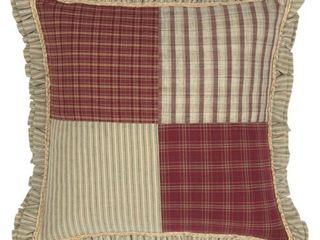 VHC Brand Prairie Winds 18  X 18  Pillow 34626