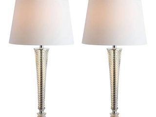 Jonathan Y Caterina Table lamp   Set of 2