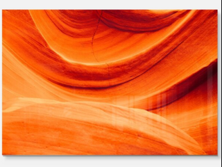 Antelope Canyon Orange Wall landscape