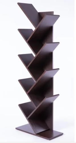 Carbon loft Drake Wooden 9 Shelf Tree
