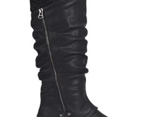 Mukluks Womens  Bianca Classic Riding Boots Size 9