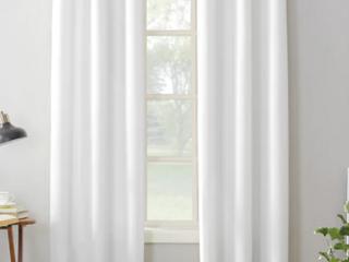 Copper Grove Speedwell Grommet Window Curtain Panel Set of 2