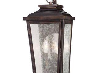 Minka lavery 72170 189 2 light Pocket lantern In Chelesa Bronze