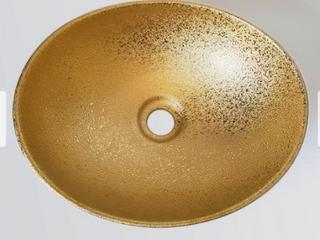 Oro Imperial Golden Vessel Sink Gold
