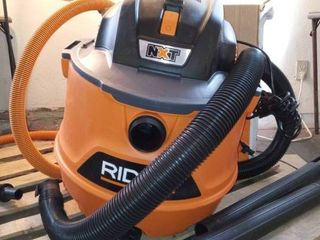 RIDGID 14 Gallon Wet   Dry VAC