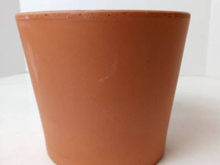 6 5in Flair Cylinder Clay Pot