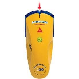 Zircon StudSensor EDGE Stud Finder 3 4 in