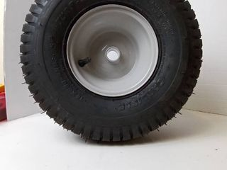 Garlisle 15x6 00 6nhs front tire and wheel for riding mower  tractor