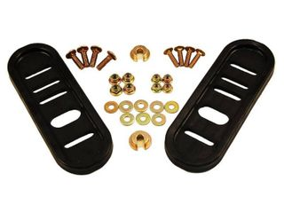 MTD Brands Snow Thrower Poly Slide Shoe Kit 490 241 0010