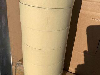 6  2 inch rolls of masking tape