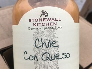 10 jars of stonewall kitchen con queso dip