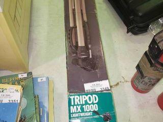 lightweight Tripod MX 1000