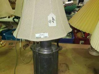 Unique Metal Table lamp