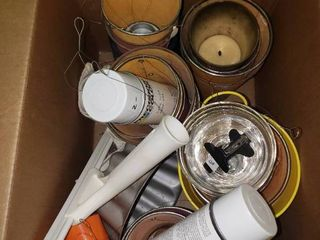 lot of Candle Making Supplies