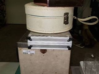 lot of Misc  Boxes Containers