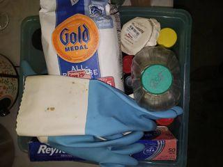 lot of Kitchen Supplies