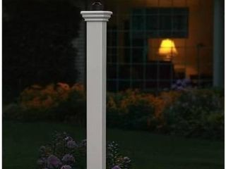 Madison 5 x5  Vinyl lamp Post