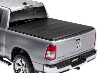 Gator ETX Soft Tri Fold 6  4  Truck Bed Tonneau Cover   59202   Fits 2009 2018  2019 2020 Classic Dodge Ram 1500 3500
