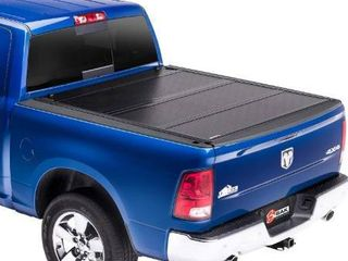 BAK BAKFlip G2 Hard Folding Truck Bed Tonneau Cover   226401   Fits 2000   2006 Toyota Tundra 6  5  Bed  76 5