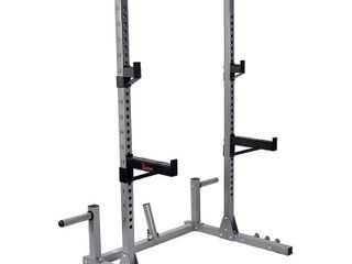 Sunny Health   Fitness High Weight Capacity Power and Squat Rack