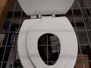 2 Seat Adjustable Toilet Seat Cover