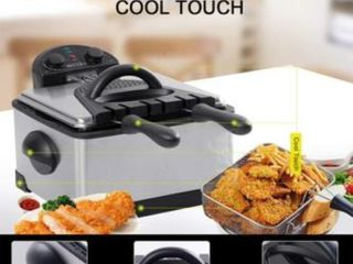 Secura 4l Deep Fryer with Timer