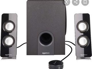 Amazon Basics Speaker Kit