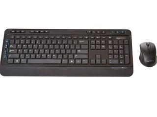 Amazon Basics Wireless Mouse and Keyboard