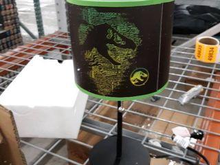 Jurassic Park lamp