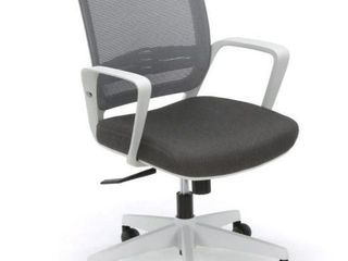 Grey Offuce Chair