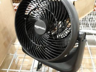 Amazonbasics Air circulator Floor Fan
