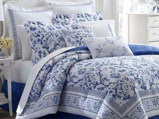 laura Ashley King Comforter Set