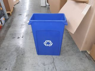 Rubbermaid Recycling Can