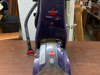 Bissell Pro carpet cleaner