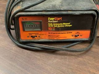 EverStart battery charger