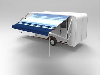 AlEKO Retractable RV Home Patio Canopy